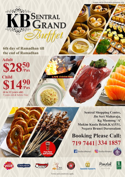 Sungkai Mega Buffet Parkview4